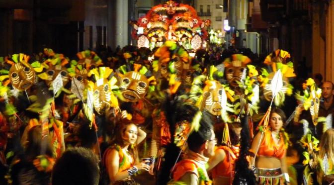 Carneval in Vinaròs – schräg, schrill, laut – absolut sehenswert