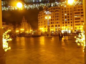 Seelenbaumlerin in Valencia