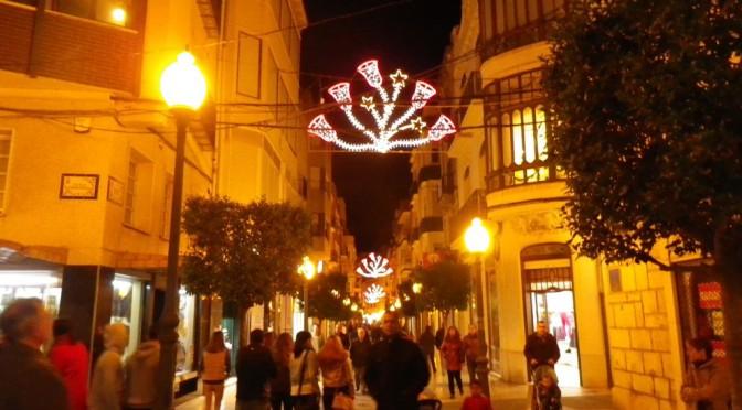 """Impressionen vom 3tägigen """"Adventsmarkt"""" in Vinaròs"""