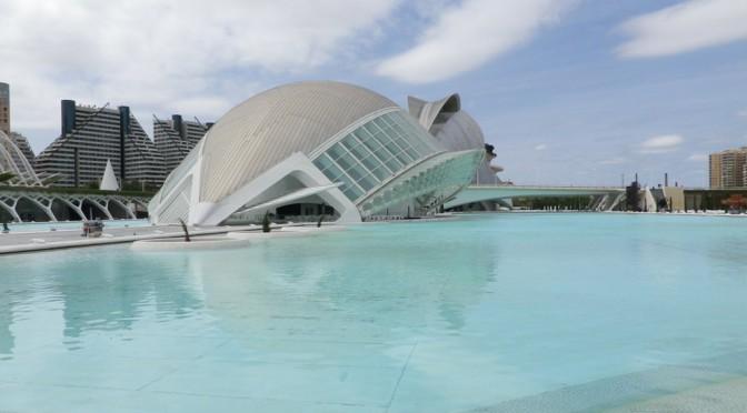 Valencia – mediterran und avantgardistisch