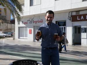 Joan --Barbesitzer der La Playa, Vinaròs