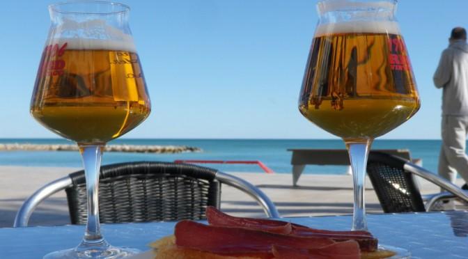 Estrella Damm - Bar La Playa, Vinaròs