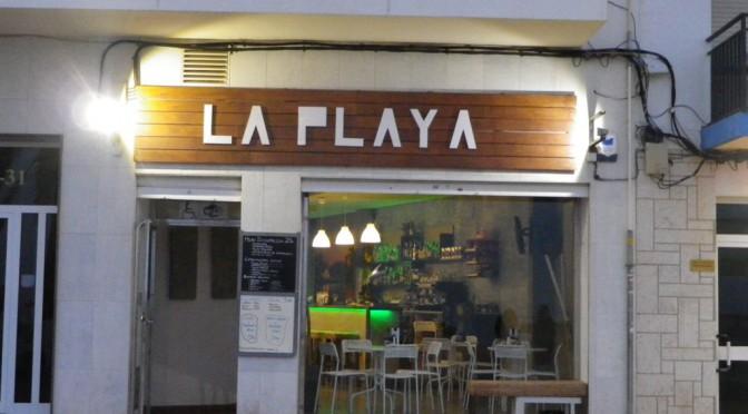 Bar La Playa in Vinaròs