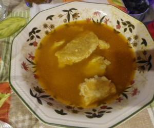 IMGP5321 Sopa Tortilla de Arroz_Seelenbaumlerin